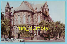 CT New Haven~YALE UNIVERSITY~BATTELL CHAPEL~50s/60s Vintage POSTCARD PC#3