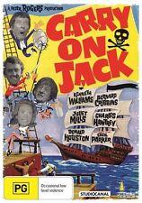 Carry On Jack (DVD, 2012)