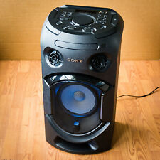 Sony MHC-V21 High Power Audio System With Bluetooth, NFC, USB, CD