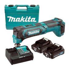 Makita TM30DSAE 12V 2 x 2.0Ah  Cordless Multi Tool / 220V Charger