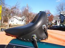 HARLEY DAVIDSON MUSTANG HERITAGE SPRINGER FATBOY SOFTAIL DELUXE SEAT