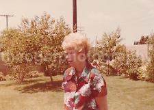 Vintage FOUND PHOTOGRAPH Color FREE SHIPPING Original Snapshot 7227