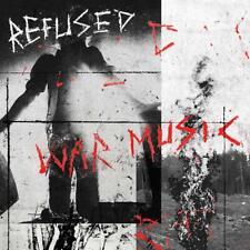 REFUSED  War Music  ( Neues Album 2019 )  CD  NEU & OVP  18.10.2019