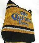 Corona Extra Beer Backpack Mexican Cambaya Fabric Beach