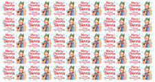 JoJo Siwa Christmas Gift Wrapping Paper Personalised with any message