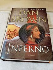 New listing Inferno Hardcover 2013 by Dan Brown Author of the Da Vinci Code