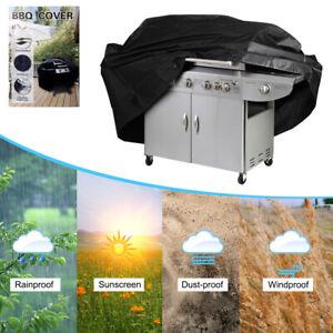 145 Gasgrill Abdeckung Grillabdeckung BBQ Schutzhülle Staubdicht Wasserdicht DHL