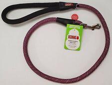 Kong - Padded Handle Rope Leash - Reflective - 4 ft -  Purple/Pink - PetsMart