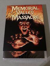 Memorial Valley Massacre (Blu-ray, 1988) Vinegar Syndrome, Cult Horror Classic