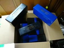 Blue Pcgs Storage Holder Box Holds 20 Pcgs Slabs No Coins Used Lot - Bulk Up!
