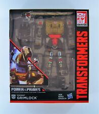 TRANSFORMERS: GENERATIONS POWER OF THE PRIMES VOYAGER CLASS GRIMLOCK  FIGURE