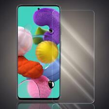 Samsung Galaxy A51 Screen Protectors Film Tank Protective Glass Film 9H Film