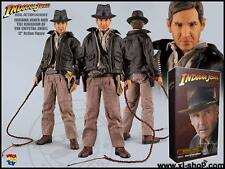 "MEDICOM  1/6th 12""INDIANA JONES  CRYSTAL SKULL FIGURE  real action"