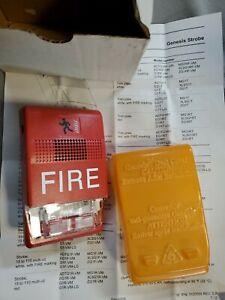 Genesis G1RF-VM Multi CD Strobe Fire Alarm