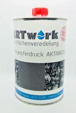 ❌ Wassertransferdruck Folie WTD Hydrographic Activator Aktivator 1Liter ARTwork❌