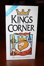 Kings in the Corner Card Game - by Jax makers of Sequence -Solitaire Group Style