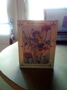 Flower Fairy Money Box-Vintage Tin-Cicely Mary Barker. Box 24a