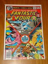 FANTASTIC FOUR #201 MARVEL COMIC DEC 1978 NM (9.4) *