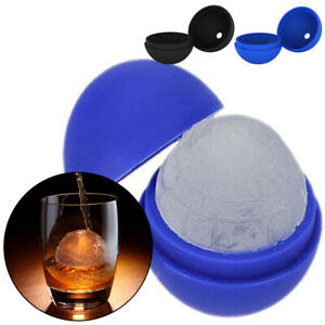 3D Star Desert Sphere Wars Ice Cube Death Party DIY Mould Tray Round Ball