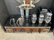 Silvertone 5697-98 Microphone / Phono Amplifier (1937)