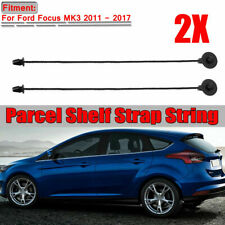 Fit Ford Fiesta 11-17 Parcel Shelf Fixing Strap Tie Down Cord String Strap × 2