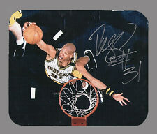 Item#2809 Reggie Miller Jump Indiana Pacers Facsimile Autographed Mouse Pad