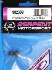 Serpent 902309 Pivot Ball 9 mm alu PTFE (2) modélisme
