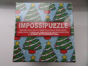 Funtime Impossipuzzle Christmas Tree Design -  100 Pieces Jigsaw Puzzle BNIB