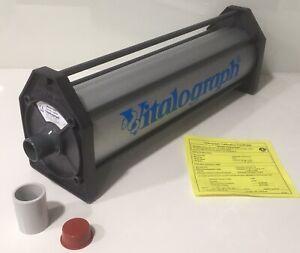 Vitalograph Spirometer 3L Precision Calibration Syringe. Includes 35mm adaptor