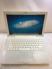 "+ Apple MacBook 2006 LATE A1181 C2D 2.0ghz 13"" 4G+160G GMA-950 64MB OS 10.7.4"