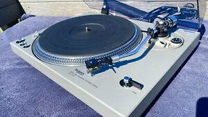 Technics SL-1700 Turntable, NOS ADC Cart, New Caps, Excellent!!
