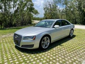 2011 Audi A8 AWD Super clean Free shipping No dealer fees