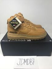 Nike Air Force 1 Gore-Tex Boot Wheat Shoes CT2815-200 Size 11