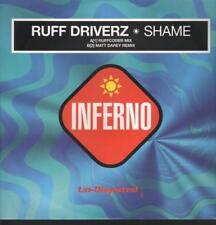 "Ruff Drivers(12"" Vinyl)Shame-Inferno-UK-Ex/New"