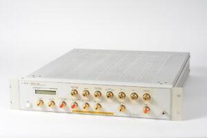 HP Agilent Keysight 8760C-K86 Jitter Generation Test Set for JS-1500 Clock/Data