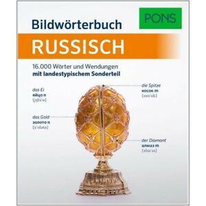 Noch nie war RUSSISCH lernen so anschaulich - das neue visuelle Wörterbuch