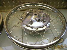 Freno tambor rueda delantera yamaha ds7 r5 (rd 250 rd 350) Front drum Brake Wheel