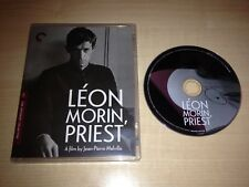 LEON MORIN PRIEST BLURAY CRITERION JEAN-PIERRE MELVILLE - WILL NOT PLAY IN UK