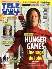 French mag 2015: JENNIFER LAWRENCE (Hunger Games)   FREE SHIPPING !!!