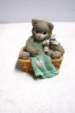 Enesco Calico Kittens - Solitude Always Thinking of You