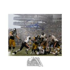 Jerome Bettis Autographed Pittsburgh Steelers 16x20 Photo - JSA COA (Horizontal)