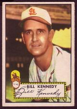 1952 TOPPS BILL KENNEDY  CARD NO:102 EXMINT