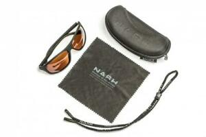 Nash Amber Wraps / Fishing Polarised Sun Glasses