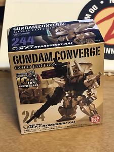 FW Gundam Converge Gold Edition 244 MSR-100S M.P.T. HYAKUSHIKI-KAI - US Seller