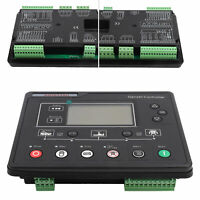 DGS6120U Electronic Generator Controller Module Control Panel LCD Display New