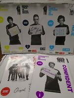 One Direction Office Depot Decals Lot of 5 Sets, Limited Edition Run 021120AMT