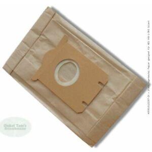 20 x Staubsaugerbeutel Papier geeignet für AEG VX8-1-ÖKO Silent