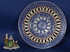 PIATTO ceramica MAROCCO TURCO ARABO scu SAFI ALBISSOLA SAVONA FAENZA CALTAGIRONE