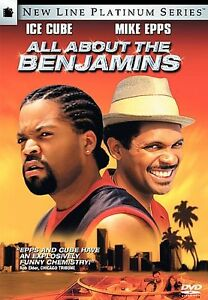 NEW DVD: All About the Benjamins (DVD, 2002, New Line Platinum Series)