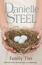 Family Ties, Steel, Danielle, Used; Very Good Book